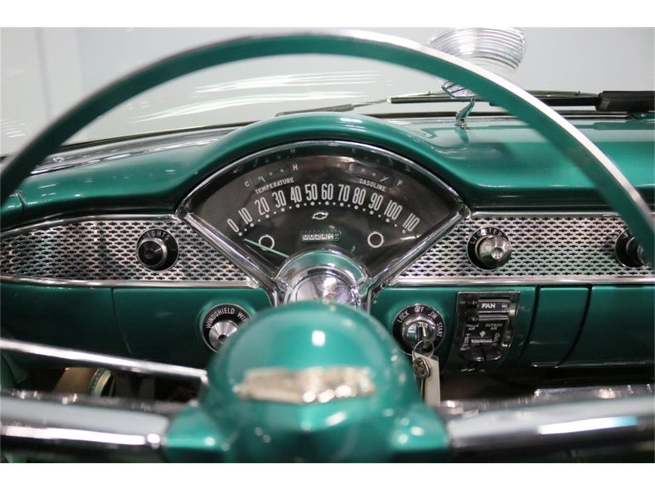 Large Picture of Classic '55 Chevrolet Bel Air Offered by Streetside Classics - Dallas / Fort Worth - QAW8