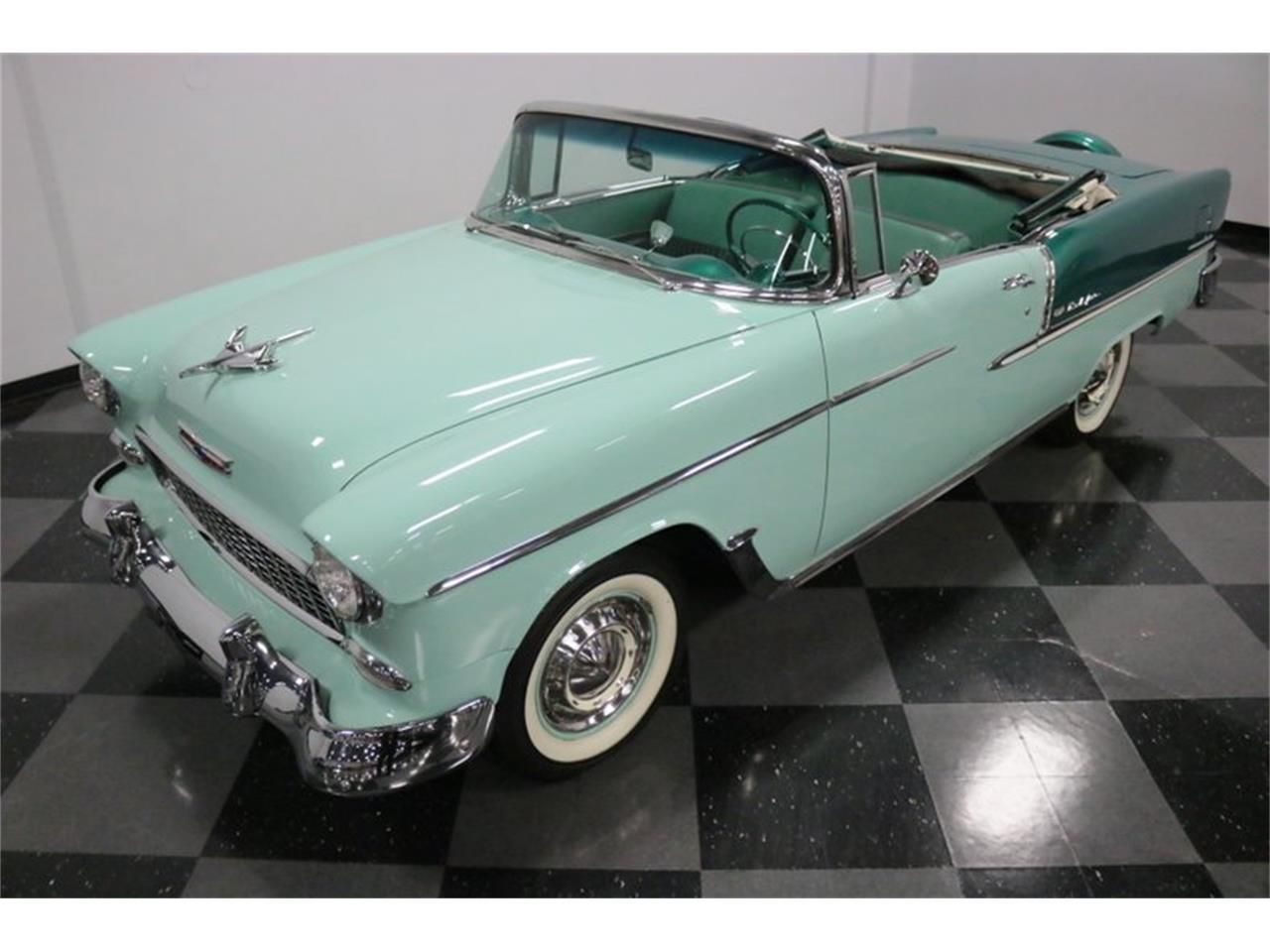 Large Picture of Classic 1955 Bel Air located in Ft Worth Texas - QAW8