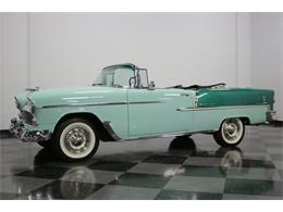 Picture of '55 Chevrolet Bel Air located in Ft Worth Texas - $76,995.00 Offered by Streetside Classics - Dallas / Fort Worth - QAW8
