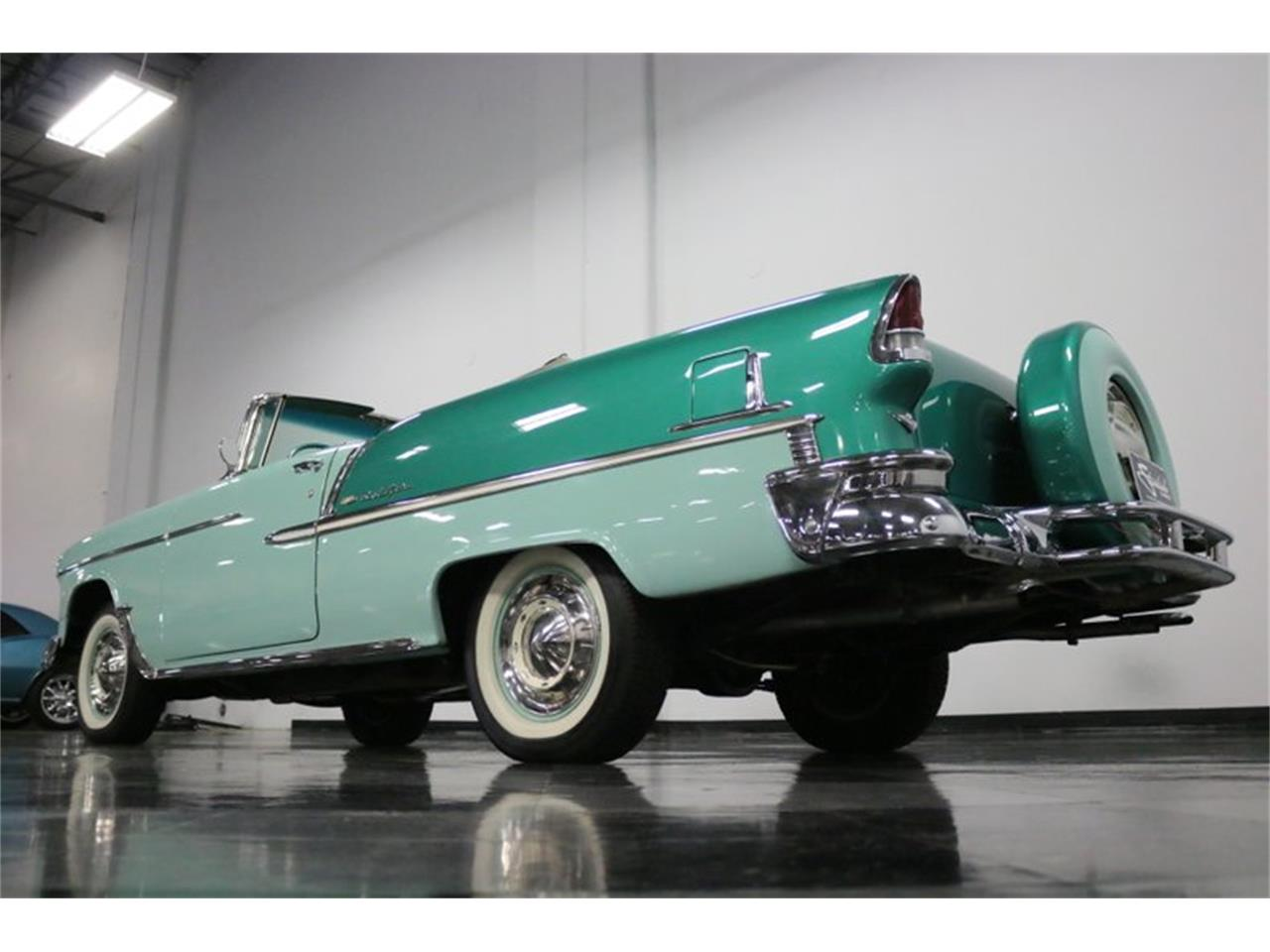 Large Picture of '55 Chevrolet Bel Air - $76,995.00 Offered by Streetside Classics - Dallas / Fort Worth - QAW8