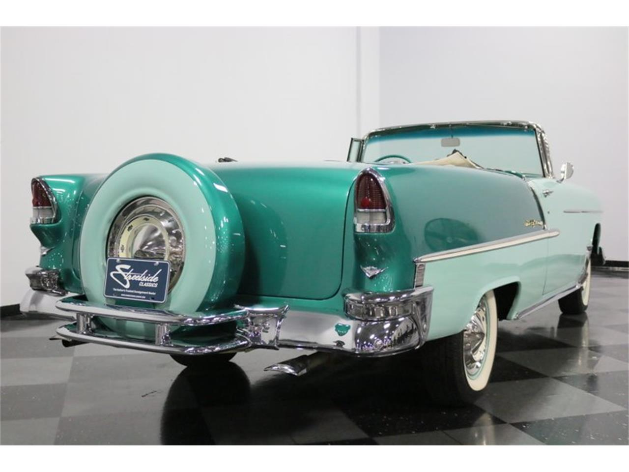 Large Picture of '55 Chevrolet Bel Air located in Texas - $76,995.00 - QAW8
