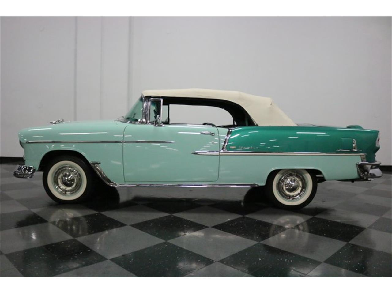 Large Picture of '55 Chevrolet Bel Air located in Ft Worth Texas - $76,995.00 - QAW8