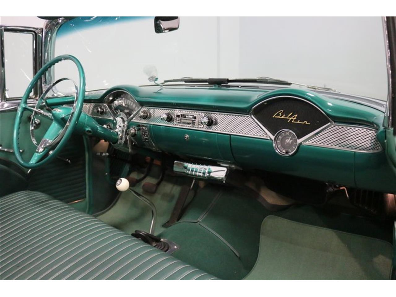 Large Picture of 1955 Bel Air - QAW8