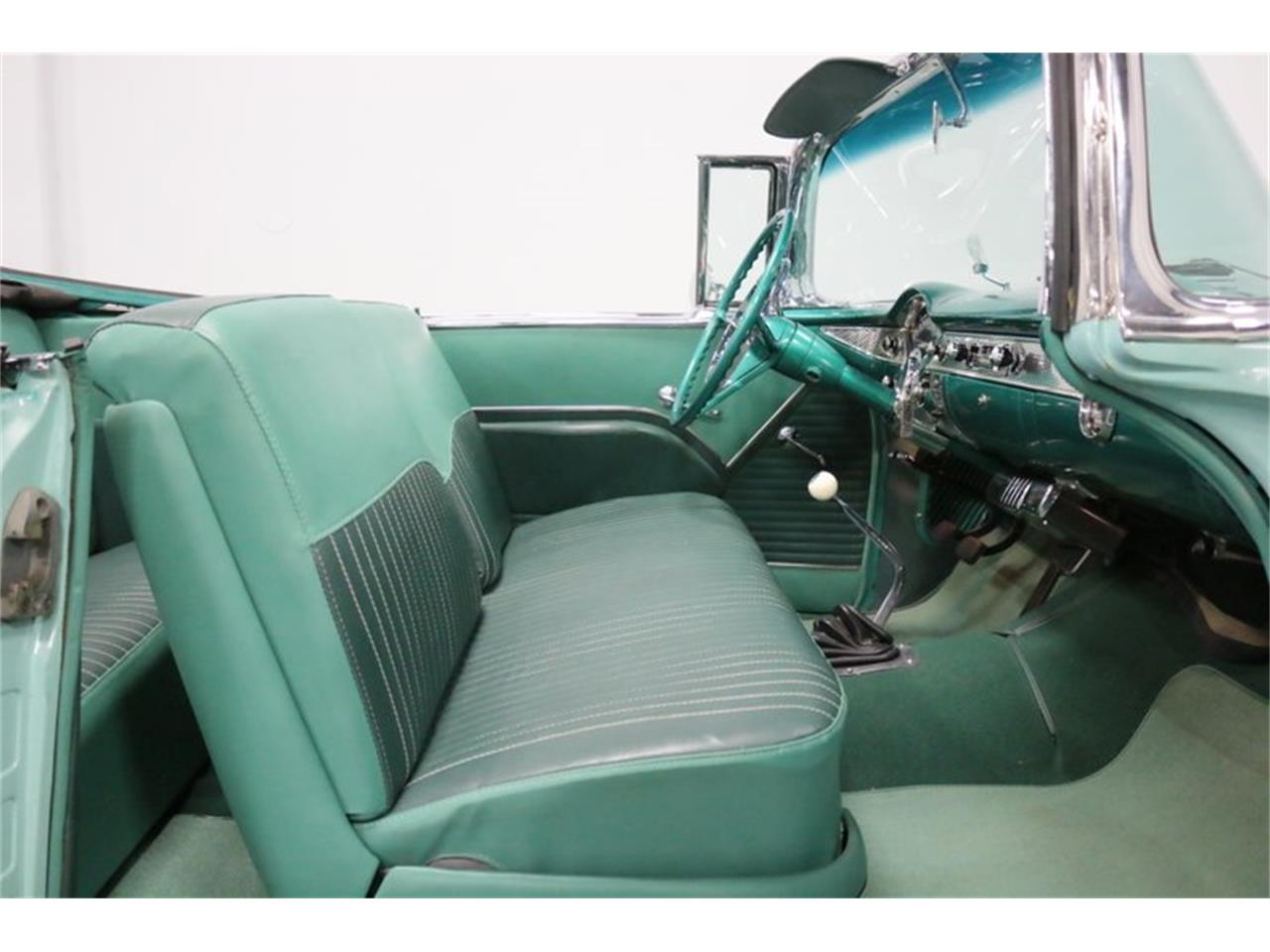 Large Picture of Classic 1955 Bel Air - $76,995.00 Offered by Streetside Classics - Dallas / Fort Worth - QAW8