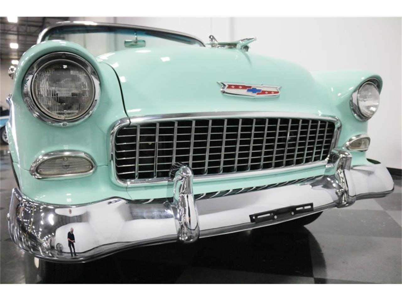 Large Picture of '55 Chevrolet Bel Air - $76,995.00 - QAW8