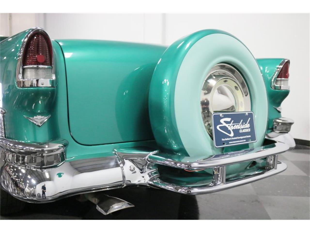 Large Picture of 1955 Chevrolet Bel Air - $76,995.00 - QAW8