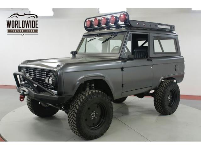 1971 Ford Bronco