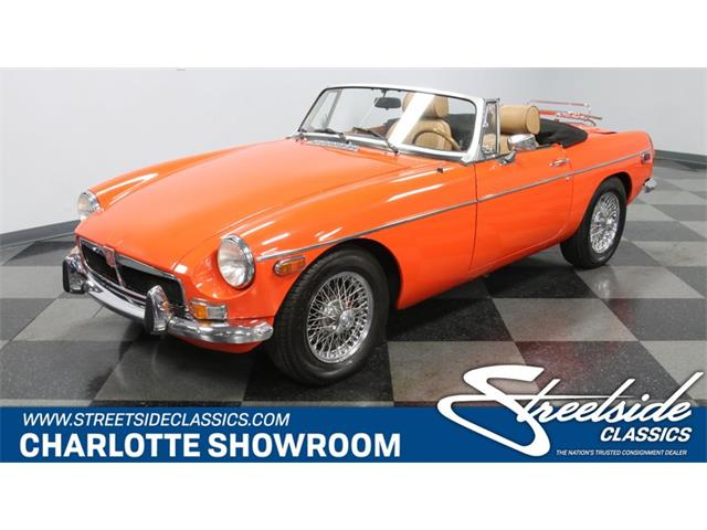 Picture of '80 MGB - QAWE