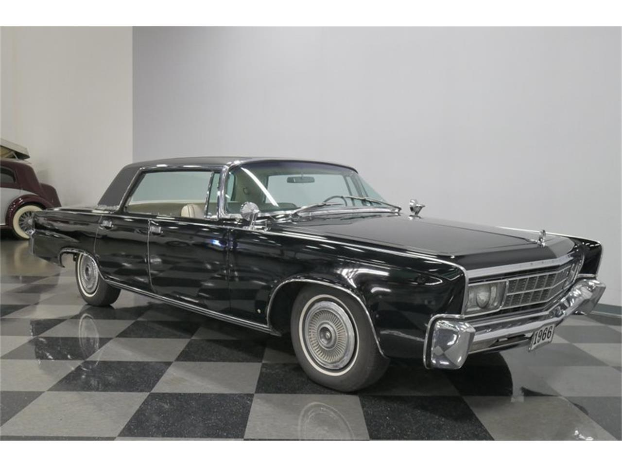 Large Picture of '66 Chrysler Imperial located in Lavergne Tennessee - $18,995.00 Offered by Streetside Classics - Nashville - QAX3
