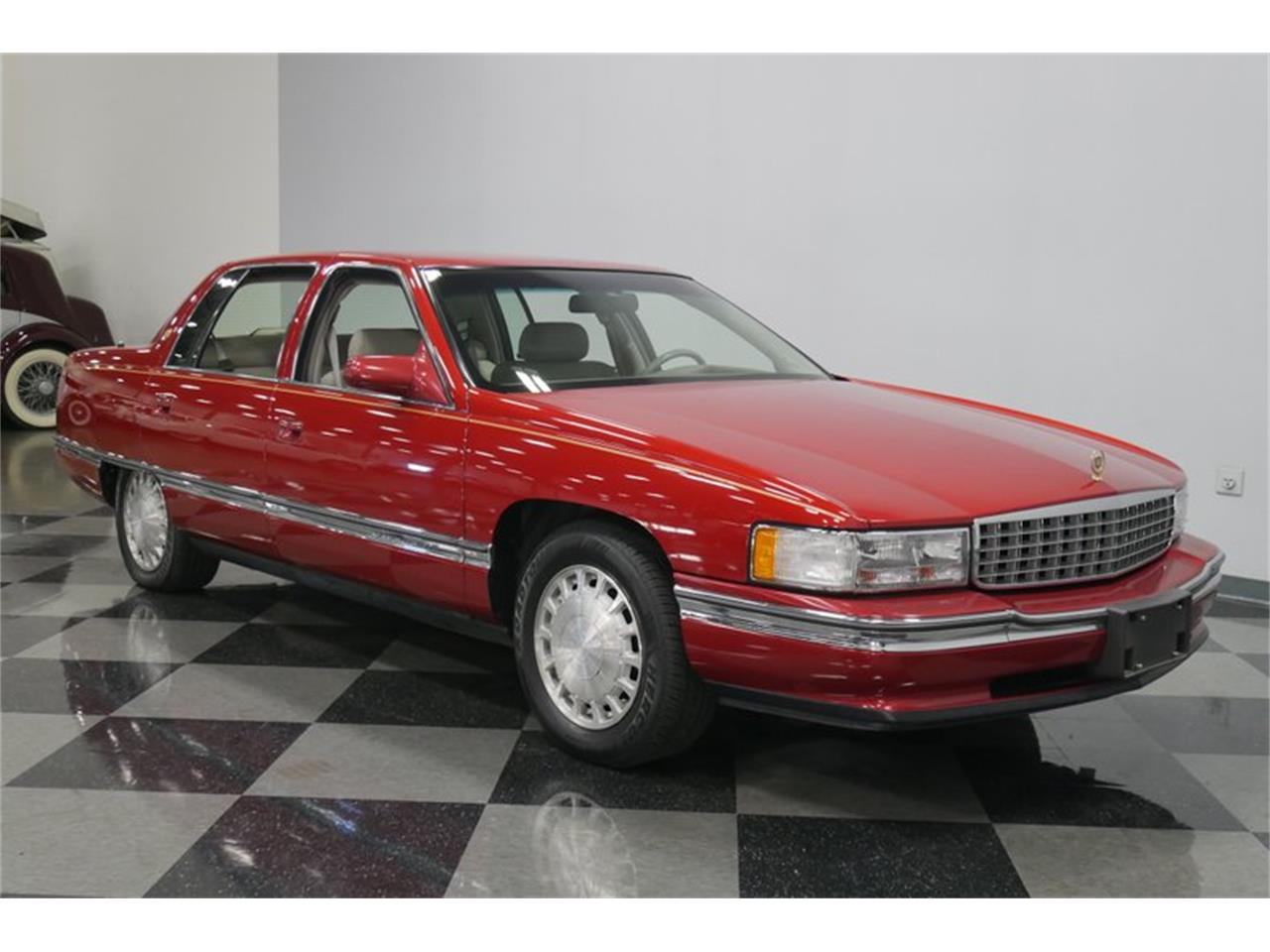 Large Picture of '96 DeVille - QAX9