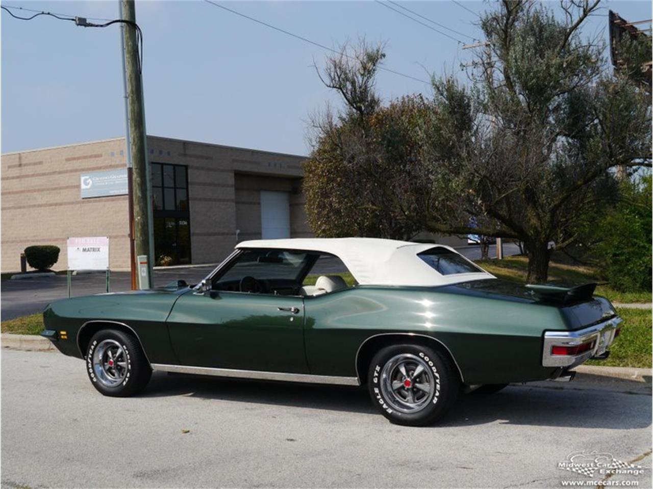Large Picture of Classic 1971 Pontiac GTO - $66,900.00 - QAXE