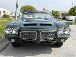 Picture of '71 GTO located in Alsip Illinois Offered by Midwest Car Exchange - QAXE