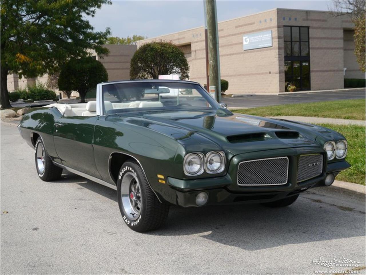 Large Picture of Classic '71 GTO located in Alsip Illinois - $66,900.00 - QAXE