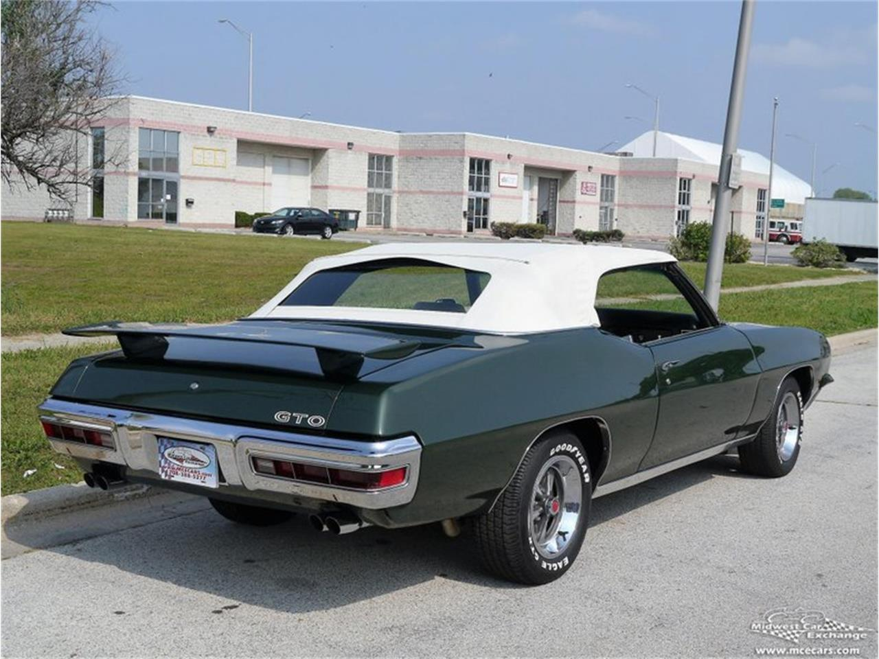 Large Picture of '71 Pontiac GTO located in Alsip Illinois - $66,900.00 - QAXE