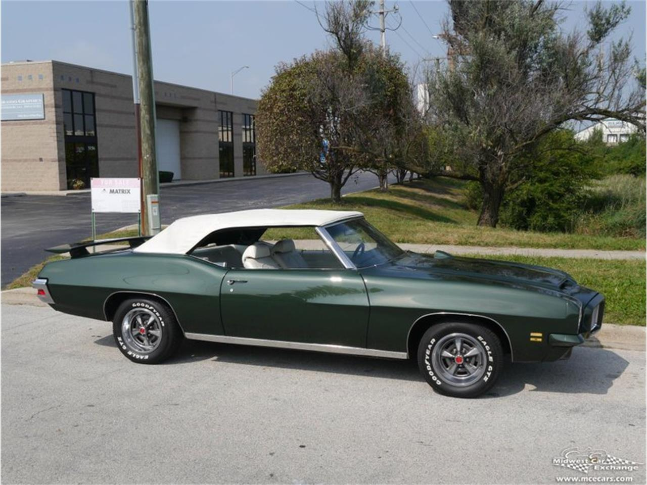 Large Picture of 1971 GTO - $66,900.00 Offered by Midwest Car Exchange - QAXE