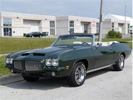 Picture of '71 Pontiac GTO - $66,900.00 Offered by Midwest Car Exchange - QAXE