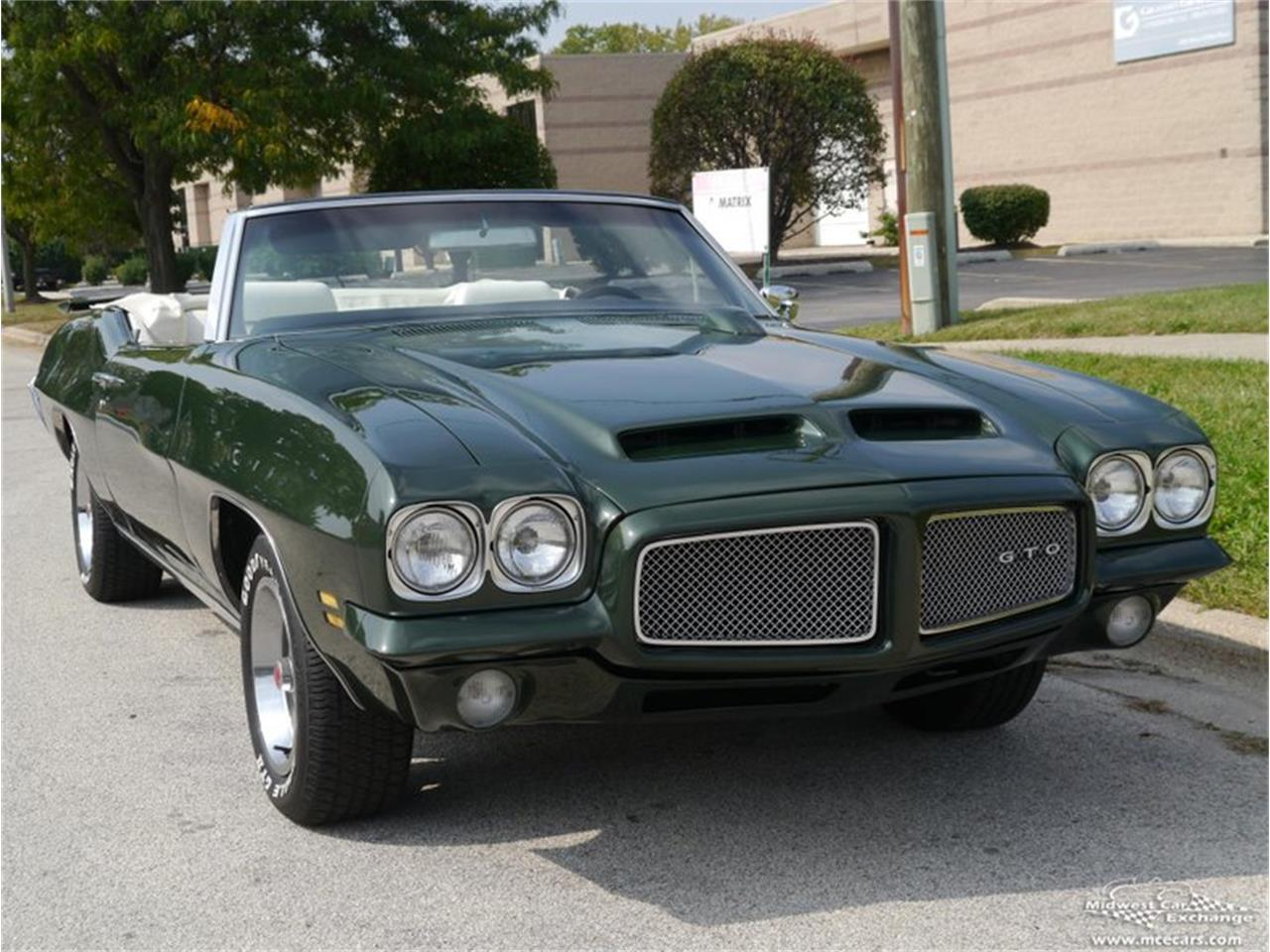 Large Picture of '71 GTO located in Illinois - $66,900.00 - QAXE
