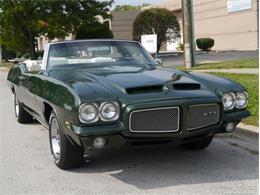 Picture of Classic '71 Pontiac GTO located in Alsip Illinois - QAXE
