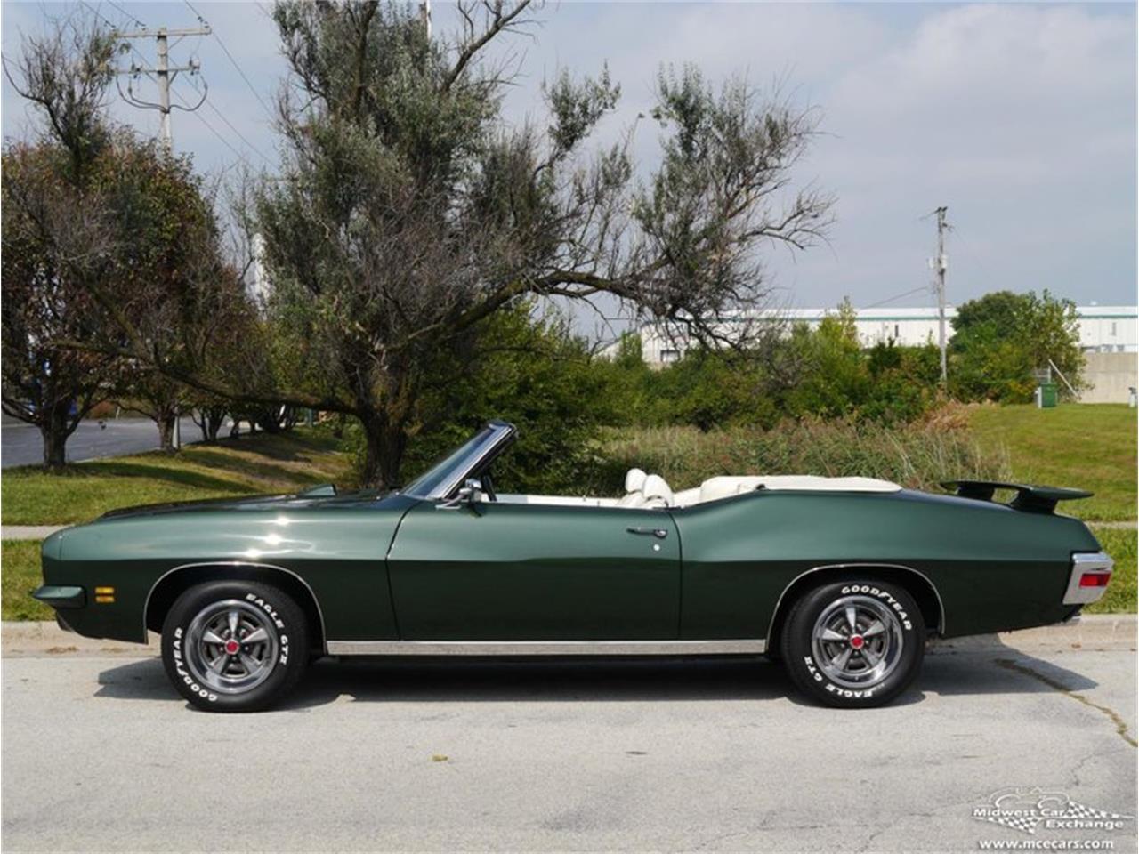 Large Picture of Classic 1971 Pontiac GTO located in Alsip Illinois - QAXE