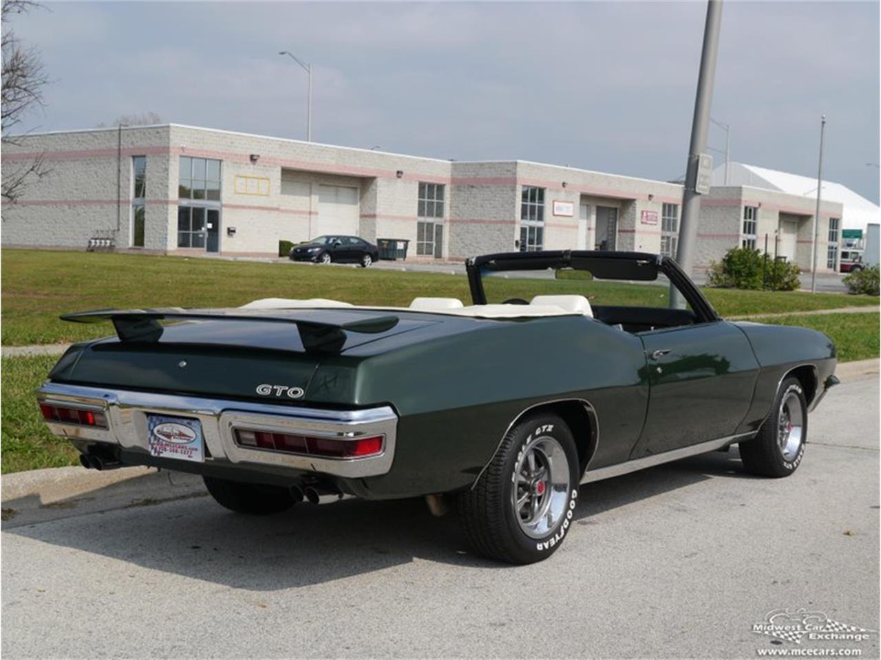 Large Picture of Classic '71 Pontiac GTO - $66,900.00 - QAXE