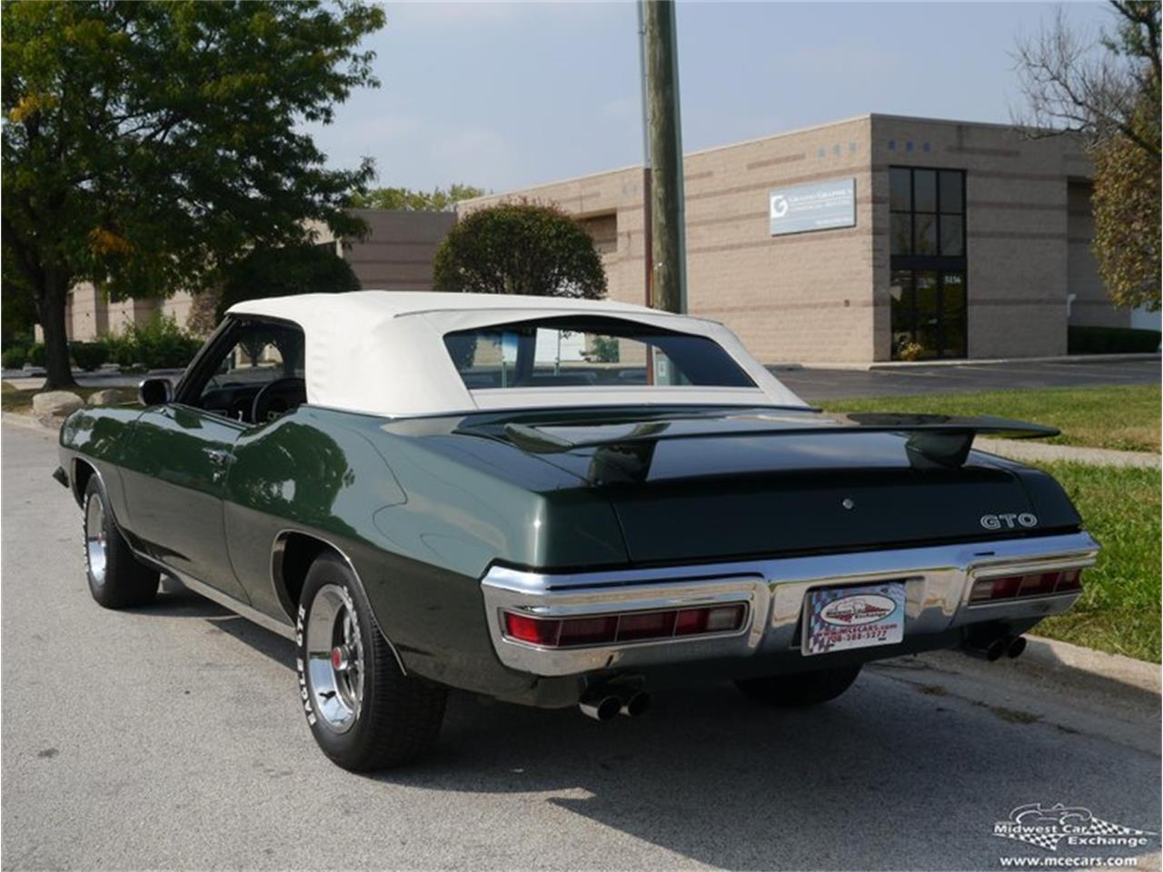 Large Picture of 1971 GTO located in Illinois - $66,900.00 Offered by Midwest Car Exchange - QAXE