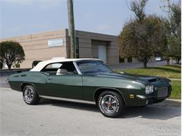 Picture of Classic 1971 Pontiac GTO located in Alsip Illinois - $66,900.00 - QAXE