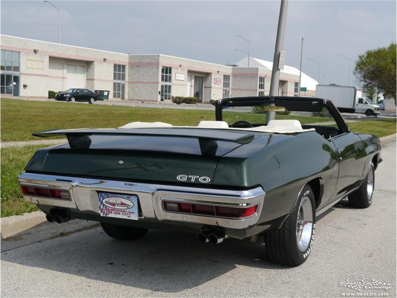Large Picture of Classic '71 GTO Offered by Midwest Car Exchange - QAXE