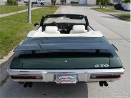 Picture of Classic '71 Pontiac GTO Offered by Midwest Car Exchange - QAXE