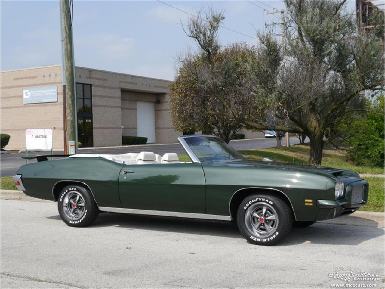 Large Picture of 1971 Pontiac GTO located in Alsip Illinois - QAXE