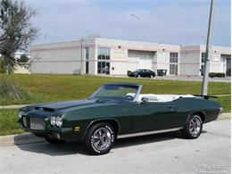 Picture of Classic 1971 GTO Offered by Midwest Car Exchange - QAXE