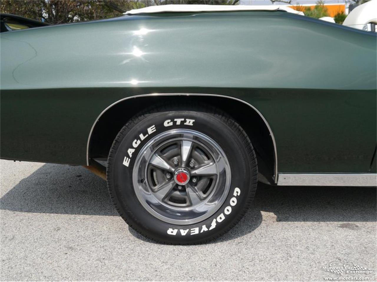 Large Picture of Classic 1971 Pontiac GTO - QAXE