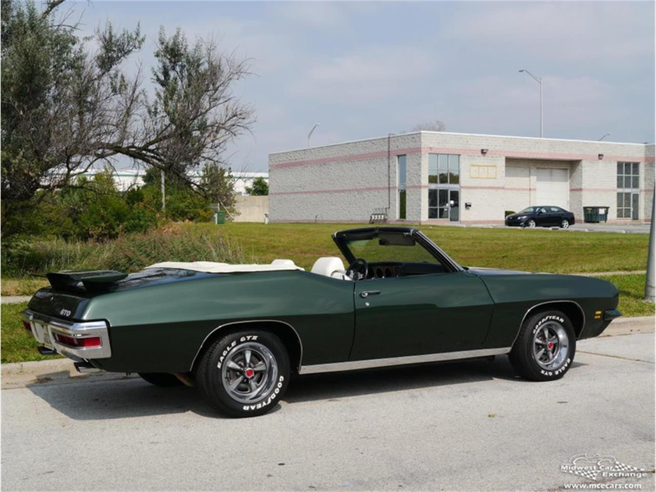 Large Picture of 1971 GTO located in Illinois - $66,900.00 - QAXE