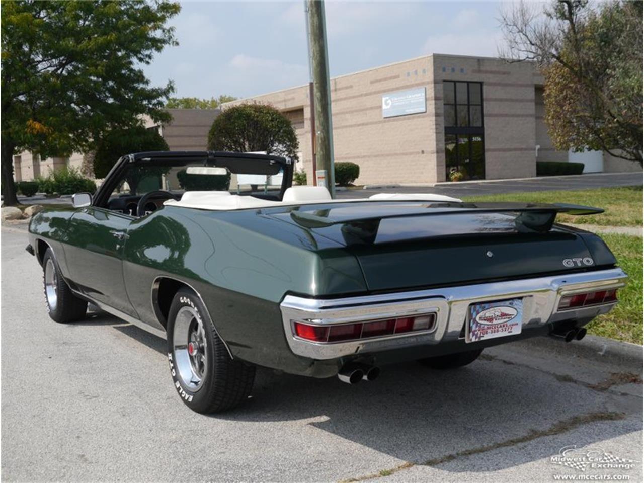 Large Picture of 1971 Pontiac GTO - QAXE