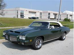 Picture of Classic 1971 Pontiac GTO located in Illinois Offered by Midwest Car Exchange - QAXE