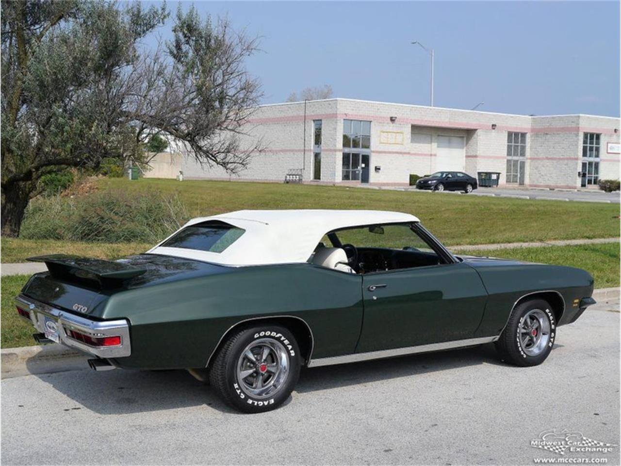 Large Picture of Classic '71 GTO - $66,900.00 - QAXE