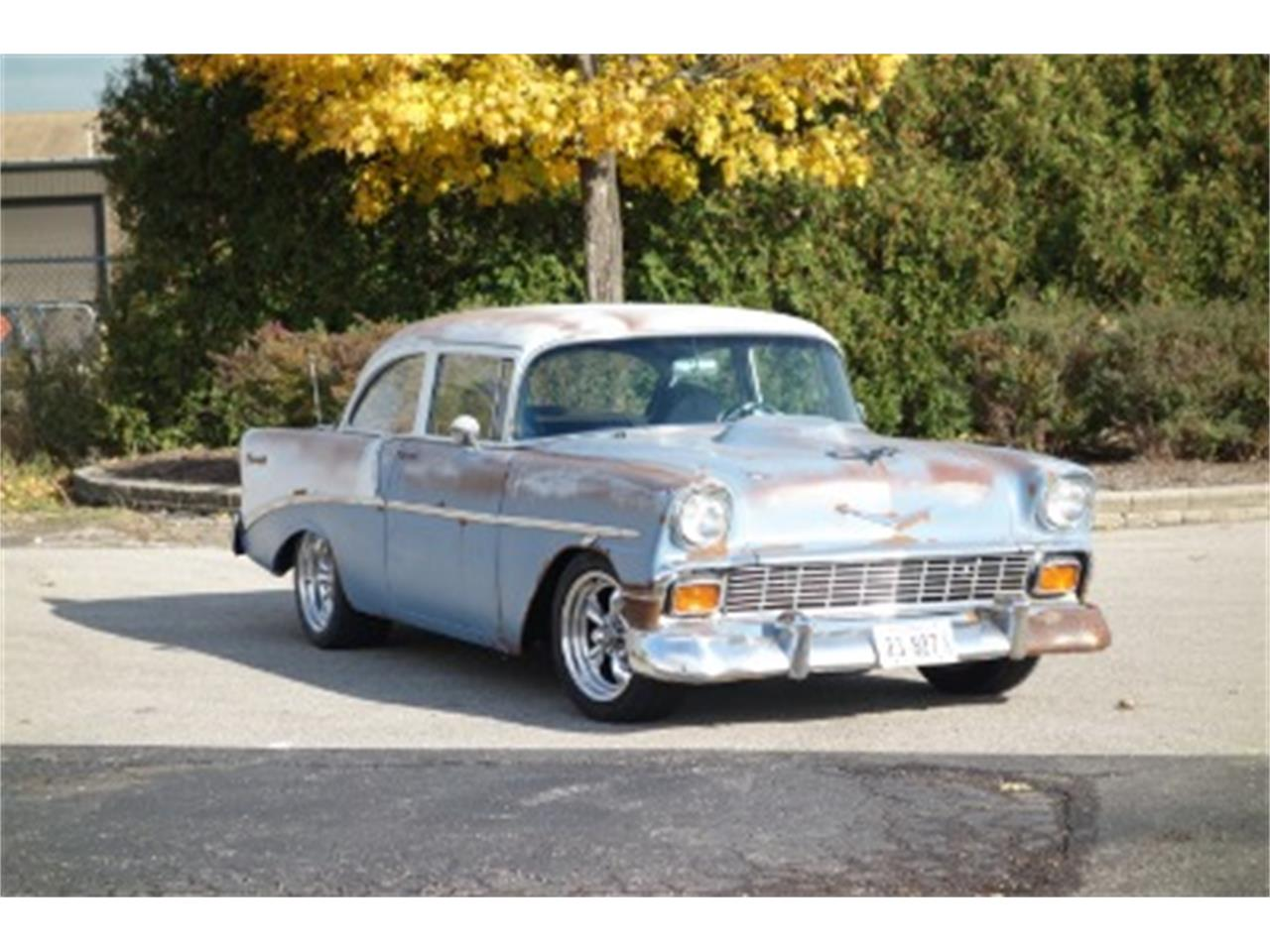 Large Picture of '56 Bel Air - QAXF