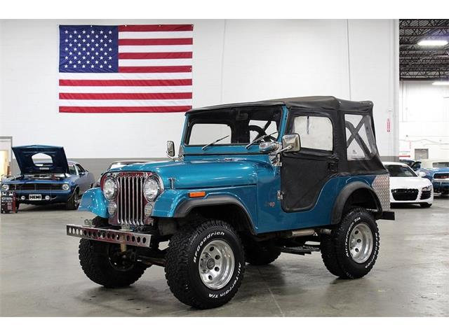 Picture of '71 CJ - Q5WY