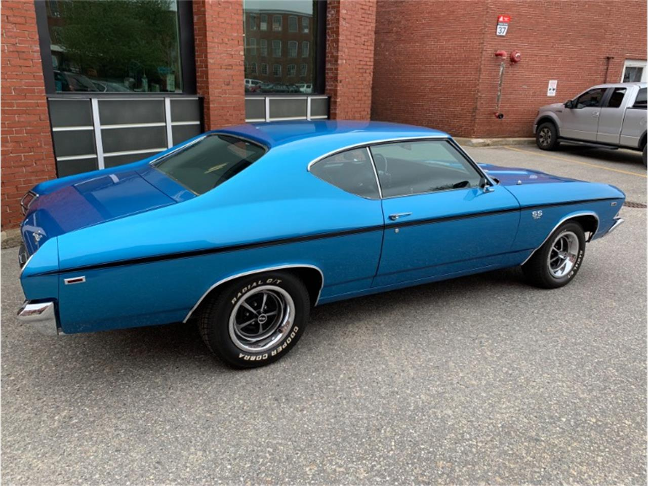 Large Picture of '69 Chevelle - QAXI