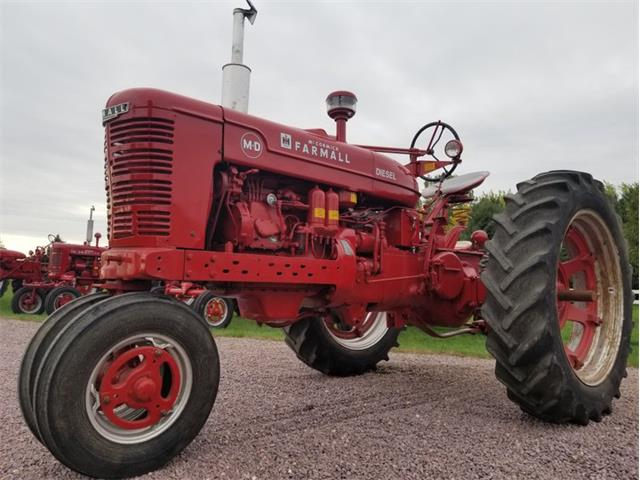 Picture of '54 International Tractor - $6,900.00 Offered by  - QAXL