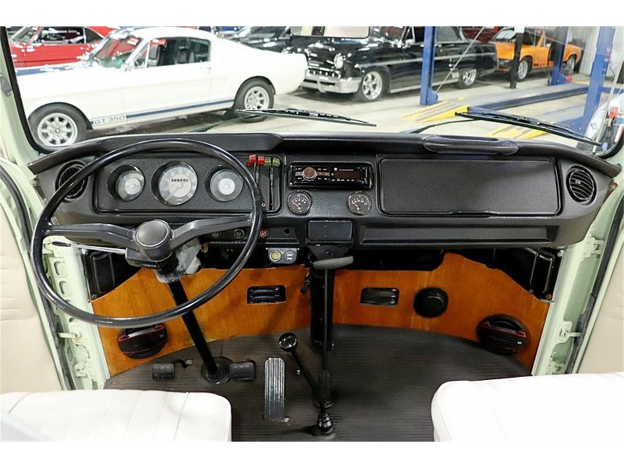 Large Picture of Classic 1969 Volkswagen Westfalia Camper located in Michigan - $26,900.00 - Q5WZ