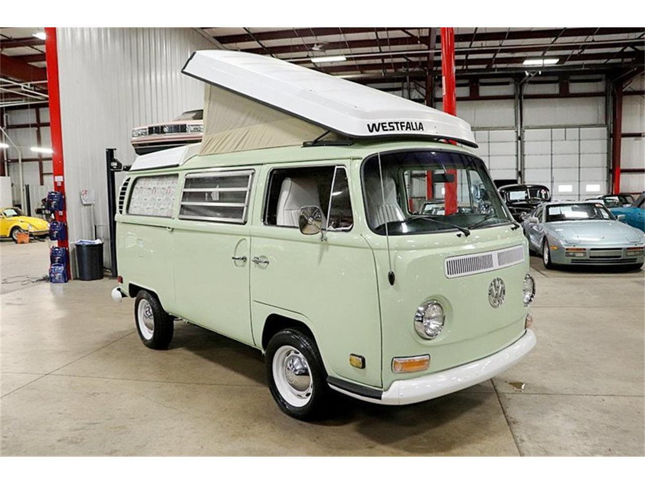 Large Picture of 1969 Volkswagen Westfalia Camper located in Kentwood Michigan - Q5WZ