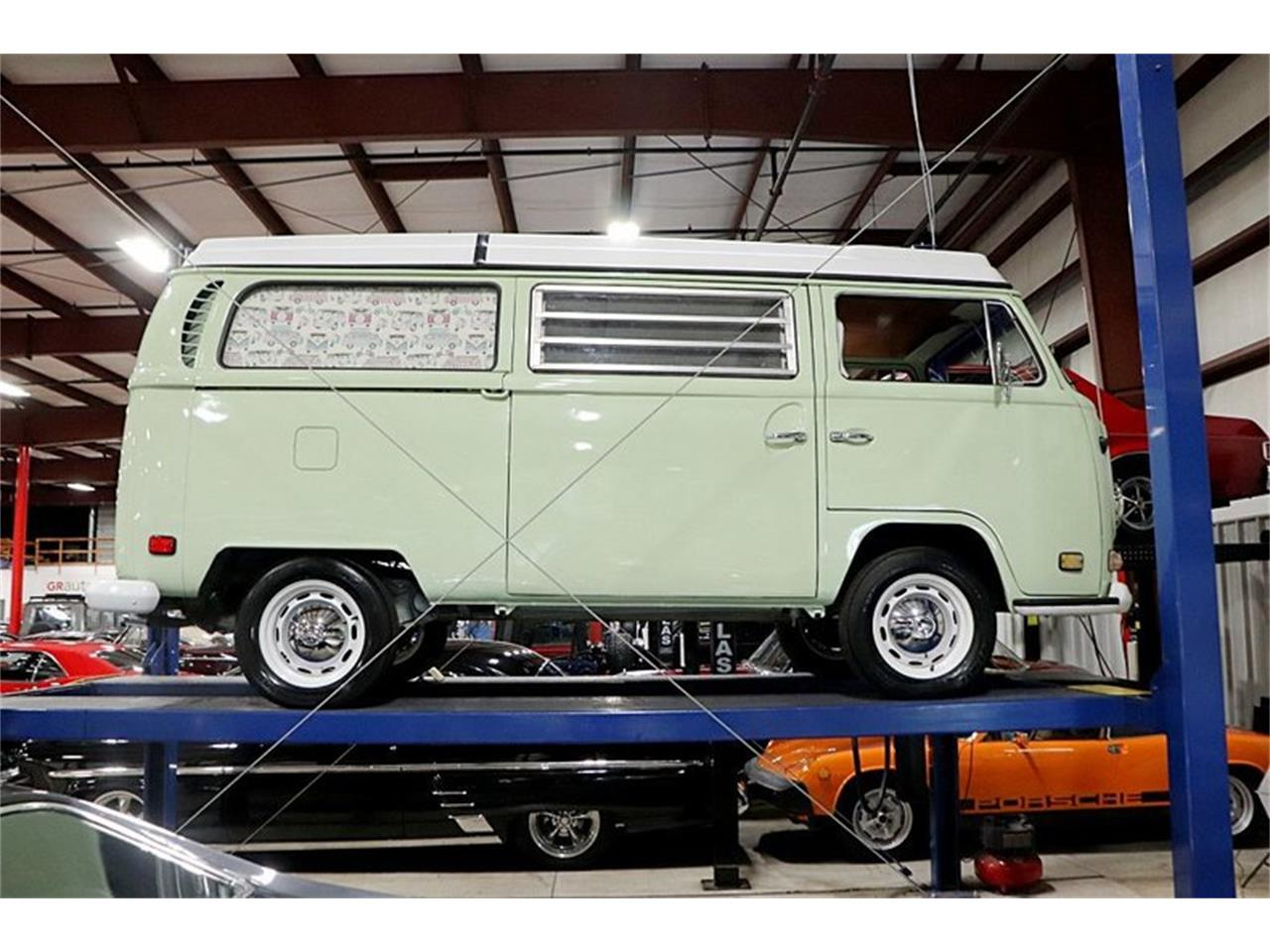 Large Picture of Classic 1969 Volkswagen Westfalia Camper located in Kentwood Michigan - $26,900.00 - Q5WZ