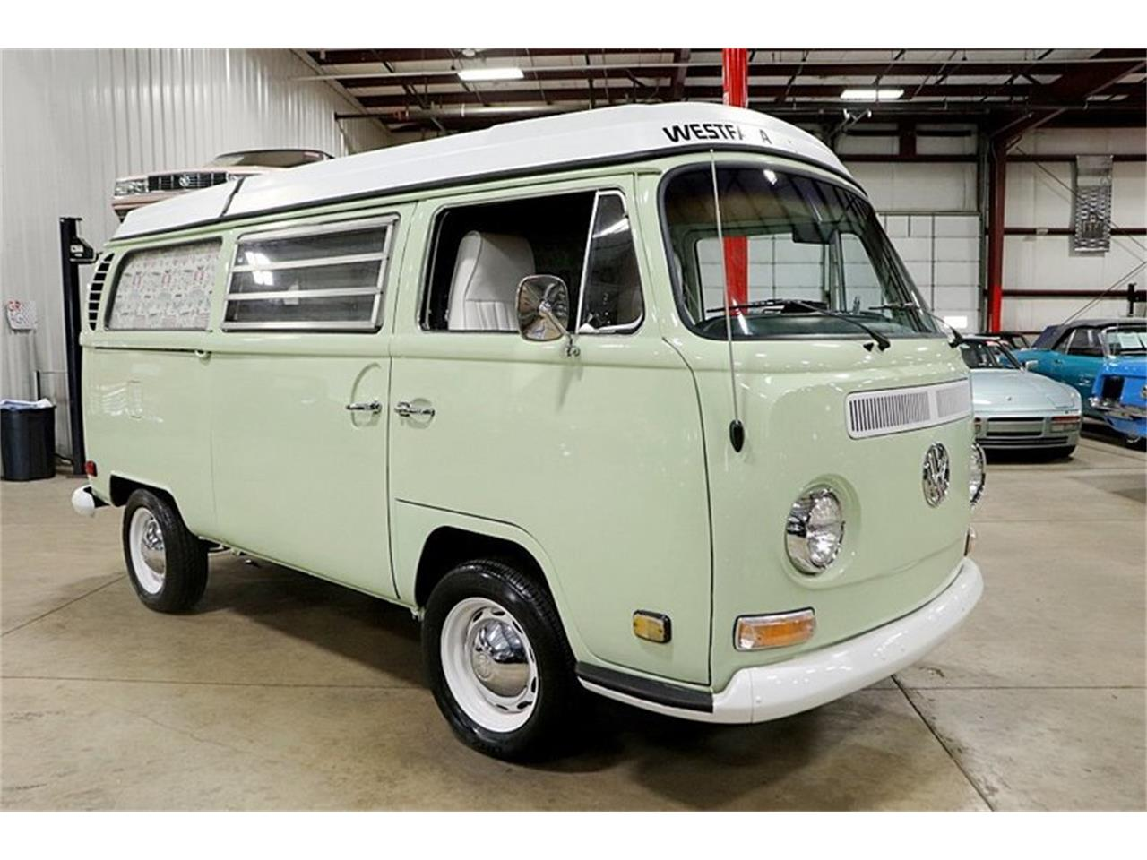 Large Picture of Classic '69 Westfalia Camper Offered by GR Auto Gallery - Q5WZ