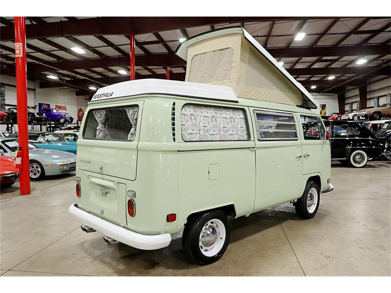 Large Picture of Classic '69 Volkswagen Westfalia Camper located in Michigan Offered by GR Auto Gallery - Q5WZ