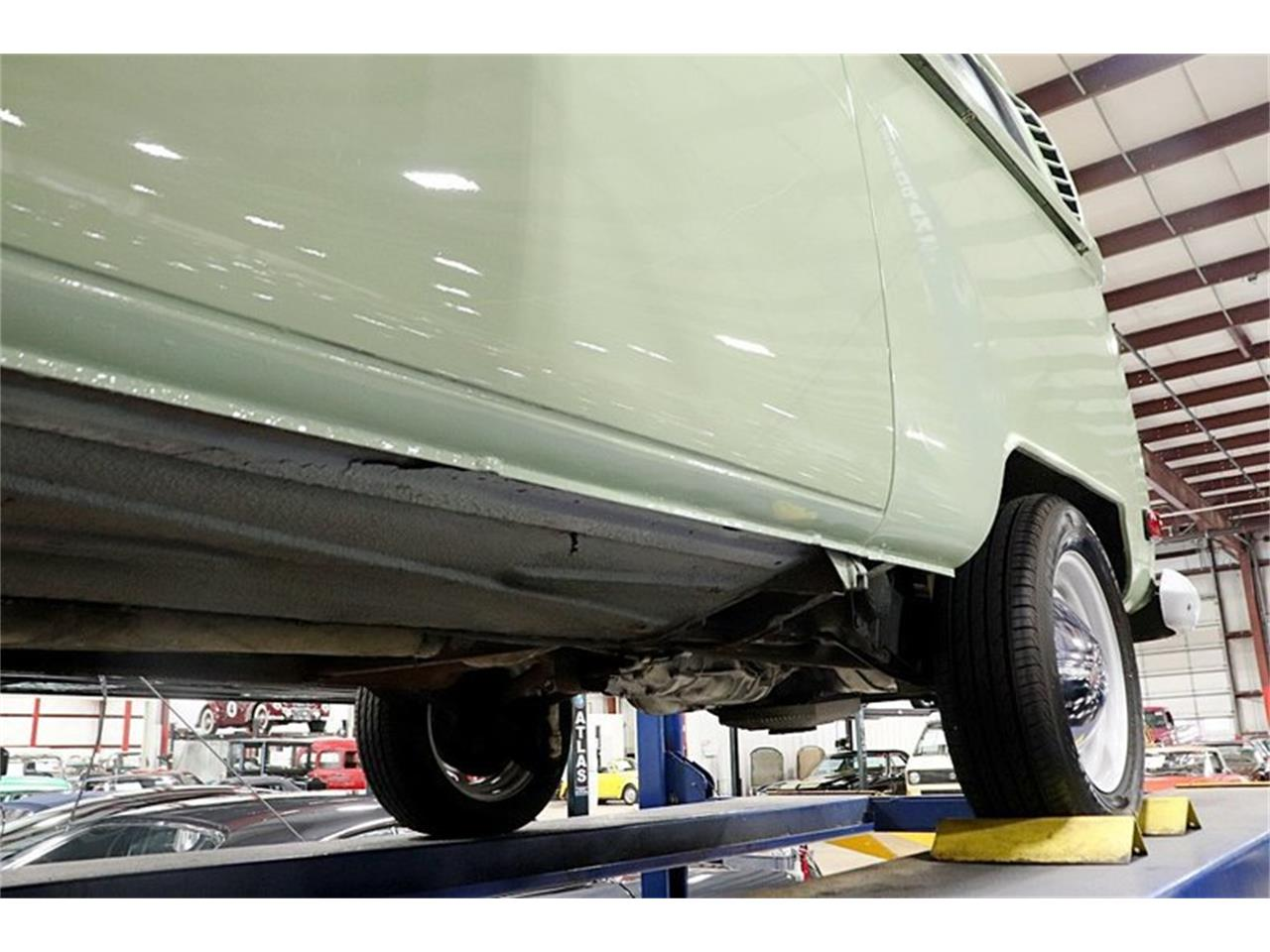 Large Picture of '69 Volkswagen Westfalia Camper located in Kentwood Michigan - $26,900.00 Offered by GR Auto Gallery - Q5WZ