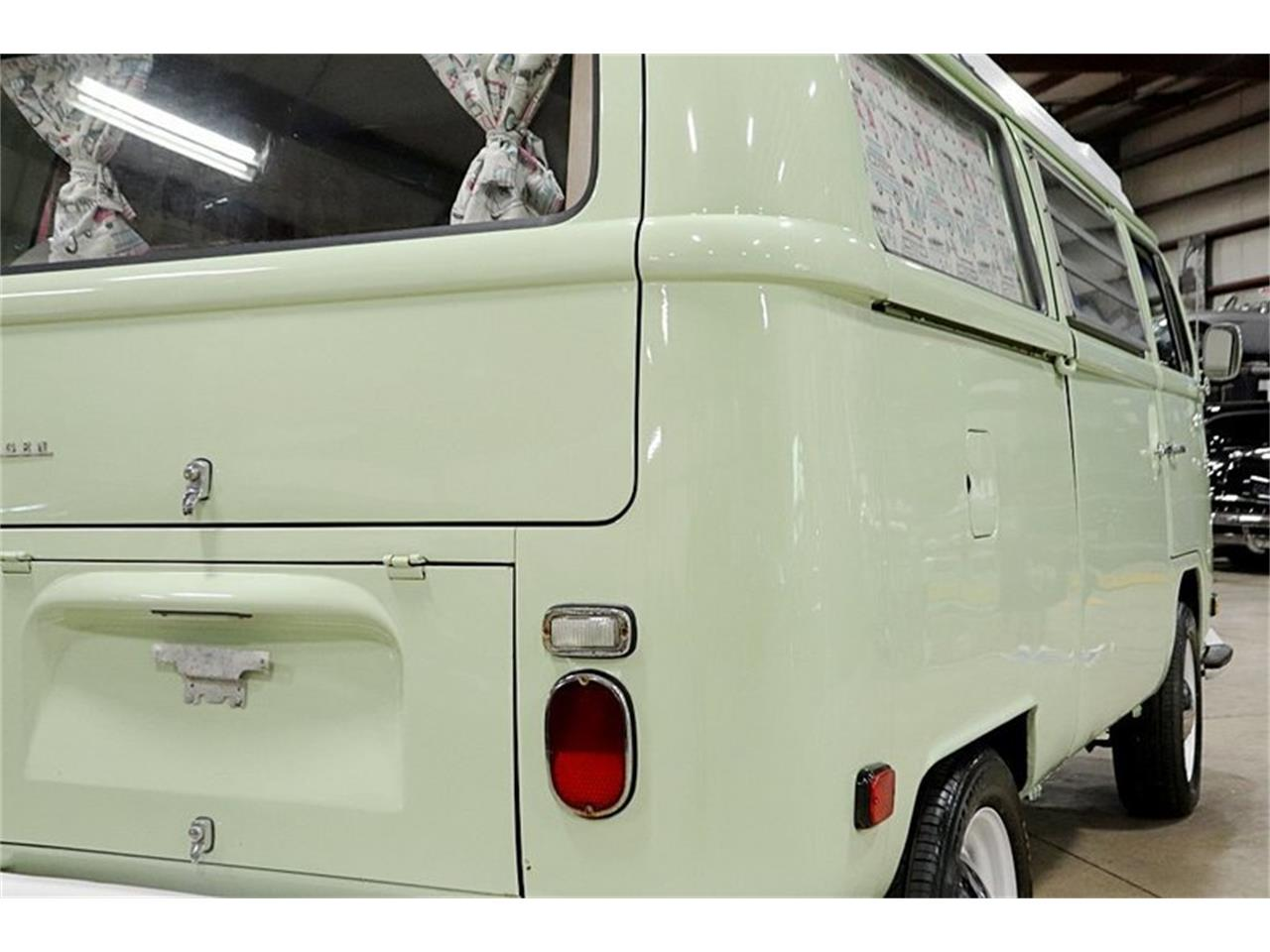 Large Picture of Classic '69 Volkswagen Westfalia Camper located in Kentwood Michigan Offered by GR Auto Gallery - Q5WZ