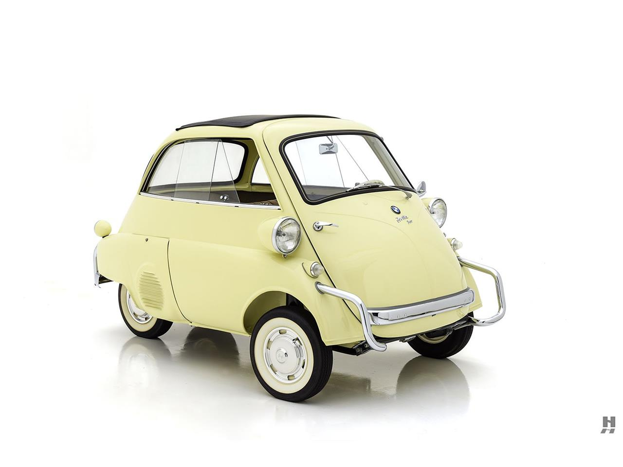 Large Picture of 1958 Isetta located in Saint Louis Missouri Offered by Hyman Ltd. Classic Cars - QAXT