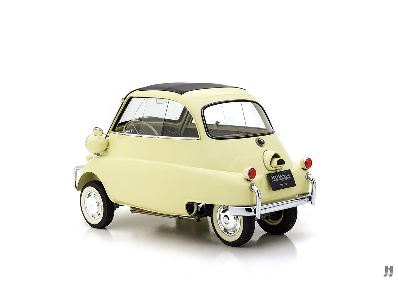 Large Picture of Classic '58 BMW Isetta Offered by Hyman Ltd. Classic Cars - QAXT