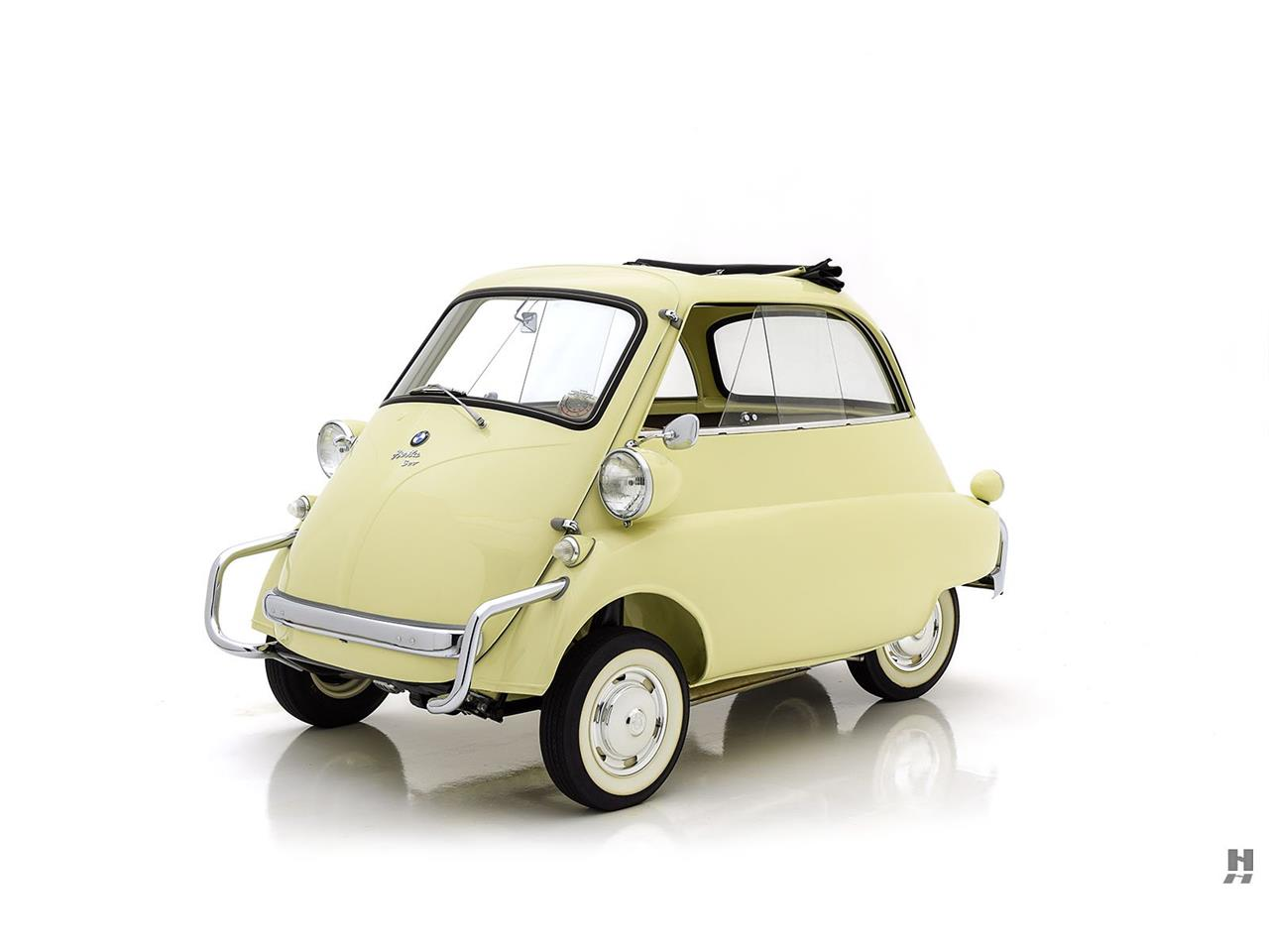 Large Picture of Classic 1958 Isetta - $39,500.00 Offered by Hyman Ltd. Classic Cars - QAXT