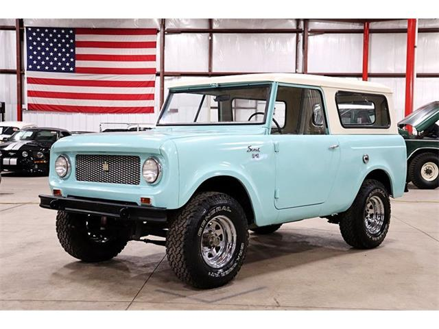 Picture of '62 Scout - Q5X0